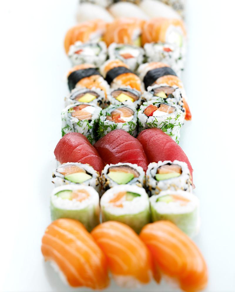 les 10 meilleurs sushis volont de montr al so montr al. Black Bedroom Furniture Sets. Home Design Ideas
