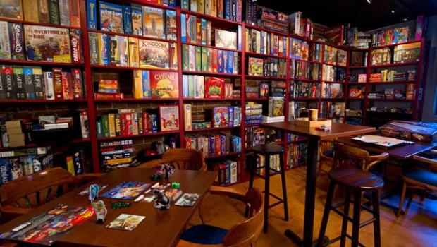 Le Randolph Pub Ludique : la Mecque des jeux de société
