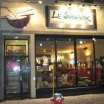 La façade du Showwok