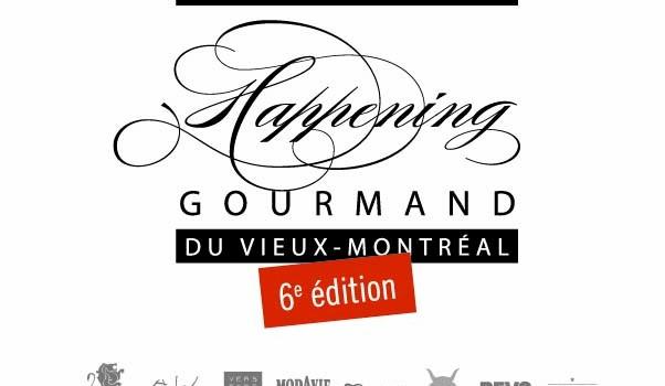 Happening Gourmand 2013 au Vieux-Montréal