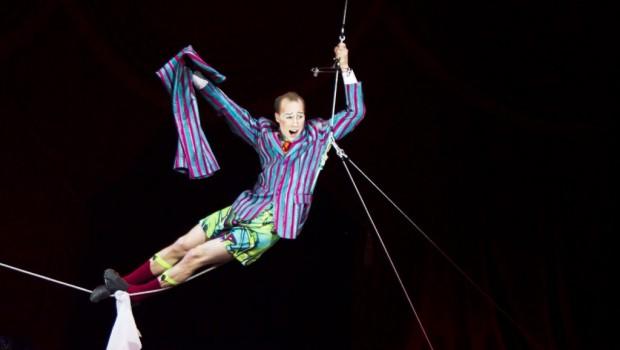 Le festival mondial du cirque de demain