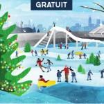 Le village d'hiver : entrée gratuite !
