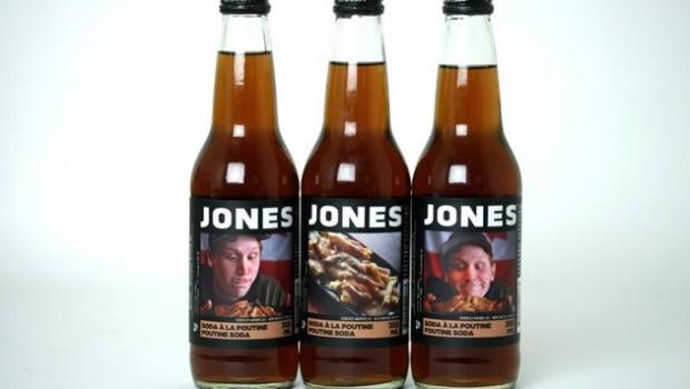 Jones Soda Poutine: un soda à la poutine