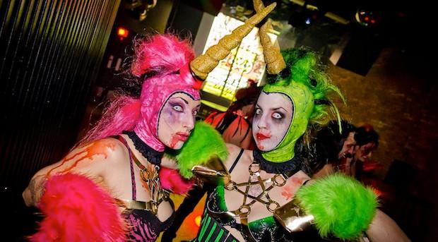 Les meilleures soirées pour fêter l'Halloween à Montréal