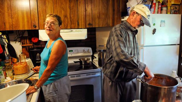Ce couple de retraités achète une ferme et découvre un trésor de 36 millions de dollars