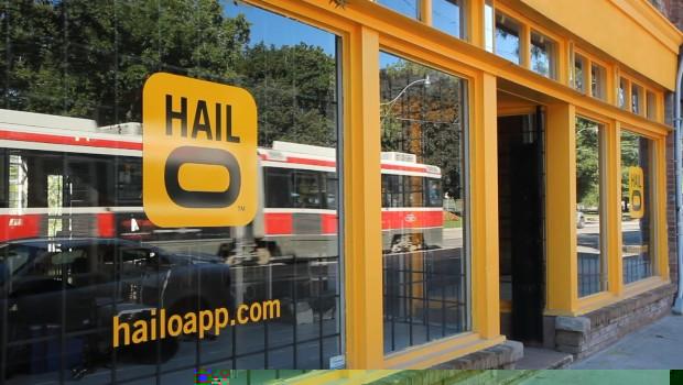 Hailo et UberTAXI: deux applications d'appels de taxis à Montréal