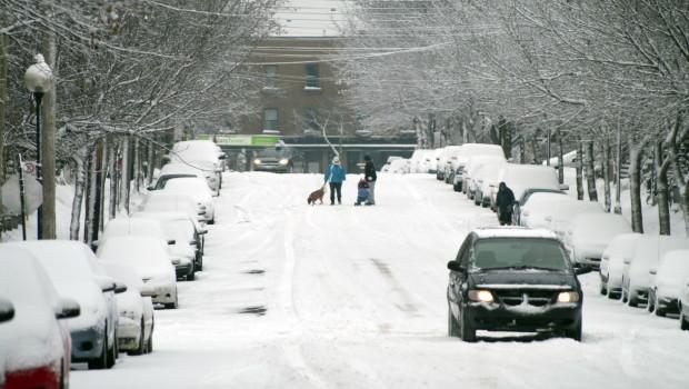 Passer son premier hiver au Canada