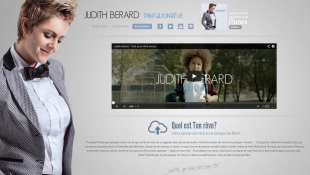Tant Qu'on Rêve: la première banque de rêves en ligne