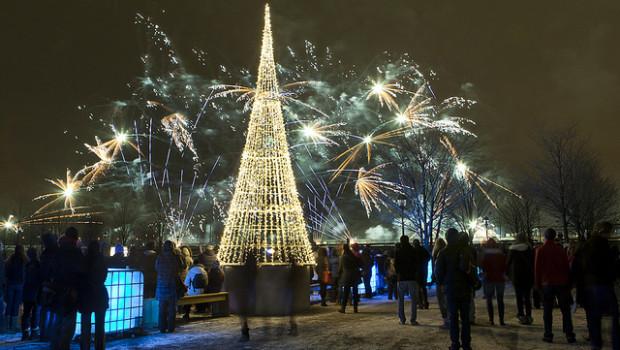 Montréal en Fêtes au Vieux-Montréal, du 14 décembre au 5 janvier