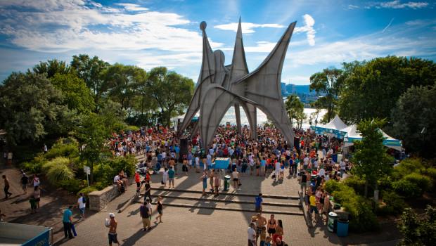 L'été commence dimanche et lundi avec le double Piknic d'ouverture de 2014