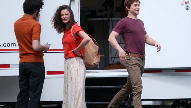 The Walk: Joseph Gordon-Levitt et Charlotte Le Bon en plein tournage au Vieux-Port