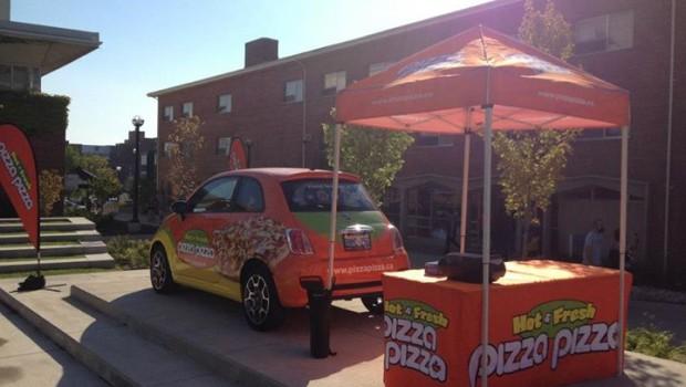 Pizza Pizza Day, la journée de la pizza gratuite aura lieu le 1er juillet 2014