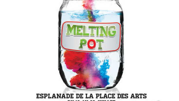 Melting Pot: l'Esplanade de Place des Arts transformé en nightclub à ciel ouvert