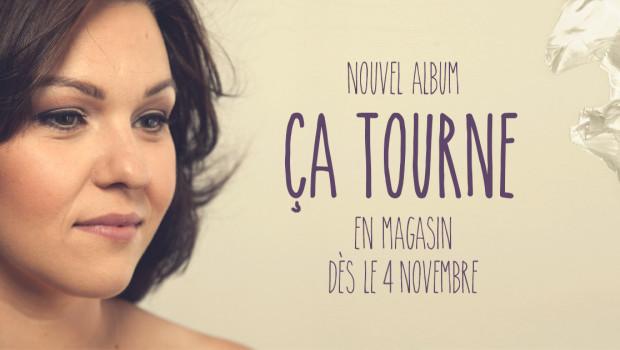 Émilie Lévesque revient avec un nouvel album