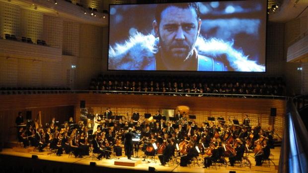 Gladiator Live: le ciné-concert symphonique à Place des Arts