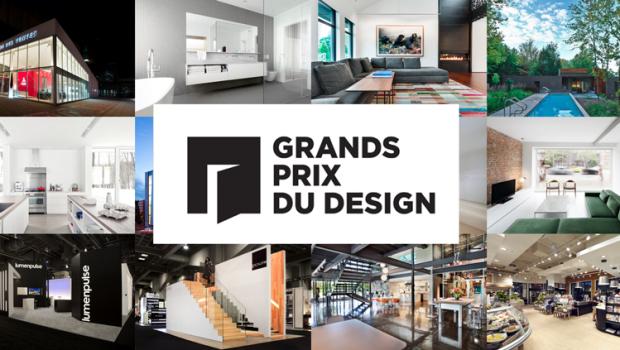 Découvrez les Grands Prix du Design à Montréal