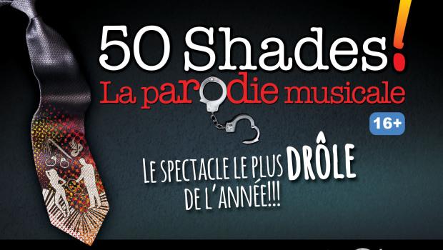 50 Shades of Grey, la parodie musicale québécoise arrive en août 2015