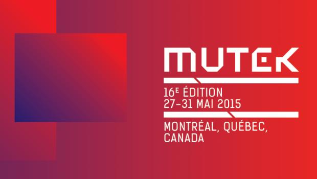 Festival MUTEK 2015 du 27 au 31 mai : créativité numérique et musique électronique