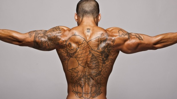 Un Canadien invente la crème à gommer les tattoos