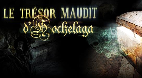 Le trésor maudit d'Hochelaga, une aventure pleine d'énigmes !