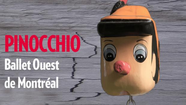 Pinocchio: Ballet Ouest Montréal aborde la question de l'intimidation