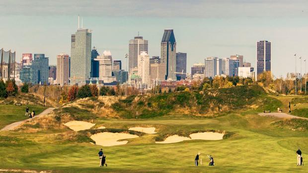 Les clubs de golf à Montréal