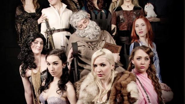 Game of Thrones… dans un cabaret burlesque!
