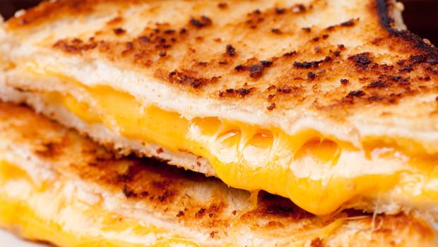 5 Grilled Cheese Qui Vous Feront Sortir De Chez Vous