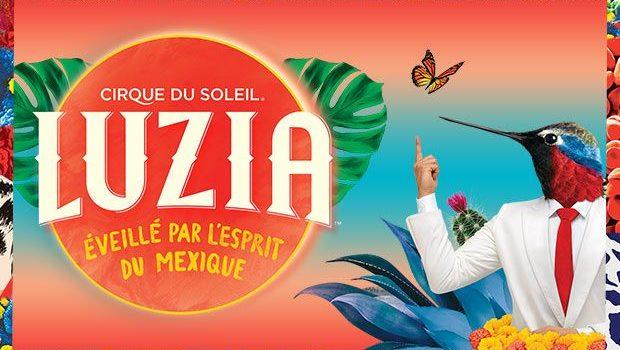 Luzia, l'émerveillement par le cirque du soleil