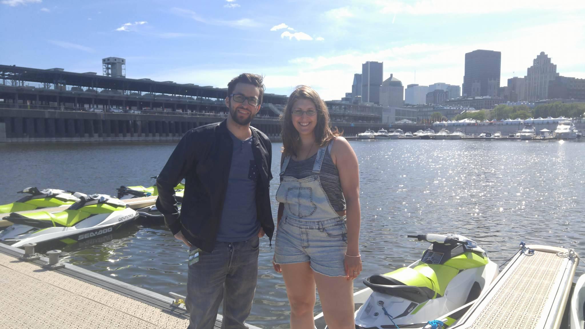 5 raisons de tester une motomarine au Vieux-Port