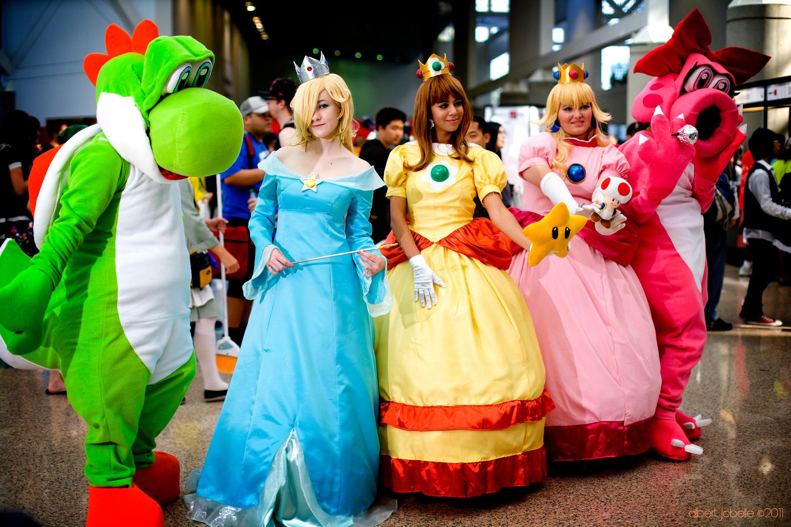 Nintendo organise plusieurs festivals au Québec cet été