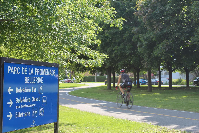 Le top 3 des pistes cyclables de l'est à parcourir avant d'entreposer ton vélo