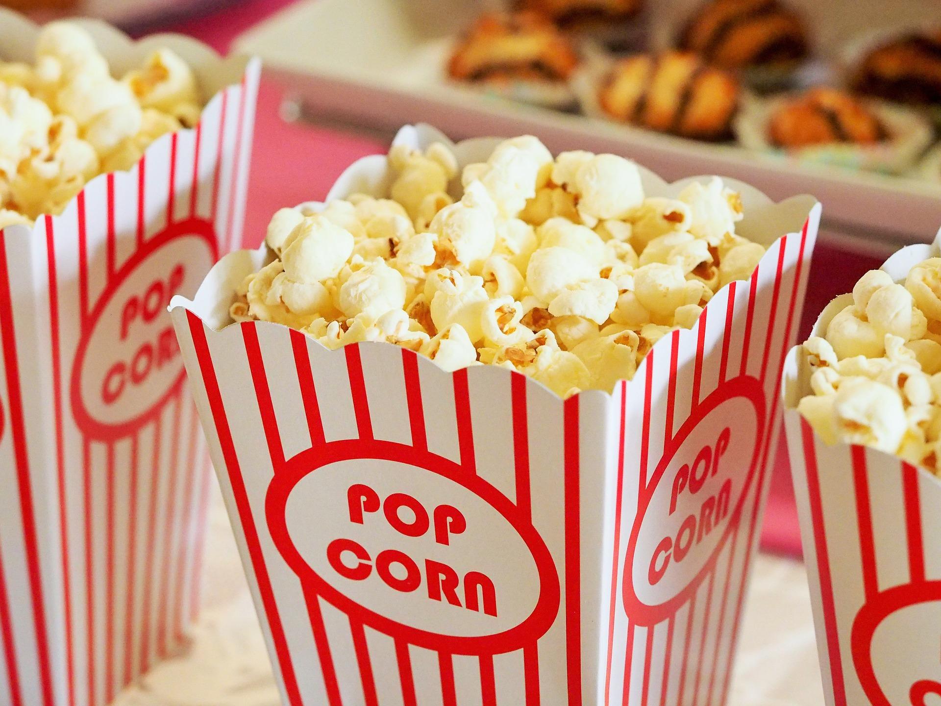 Cinéma gratuit ce week-end!
