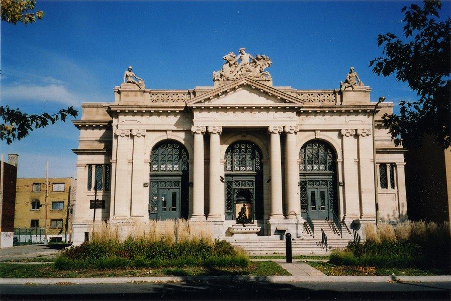 Les 5 endroits architecturaux de l'Est que tu dois absolument découvrir
