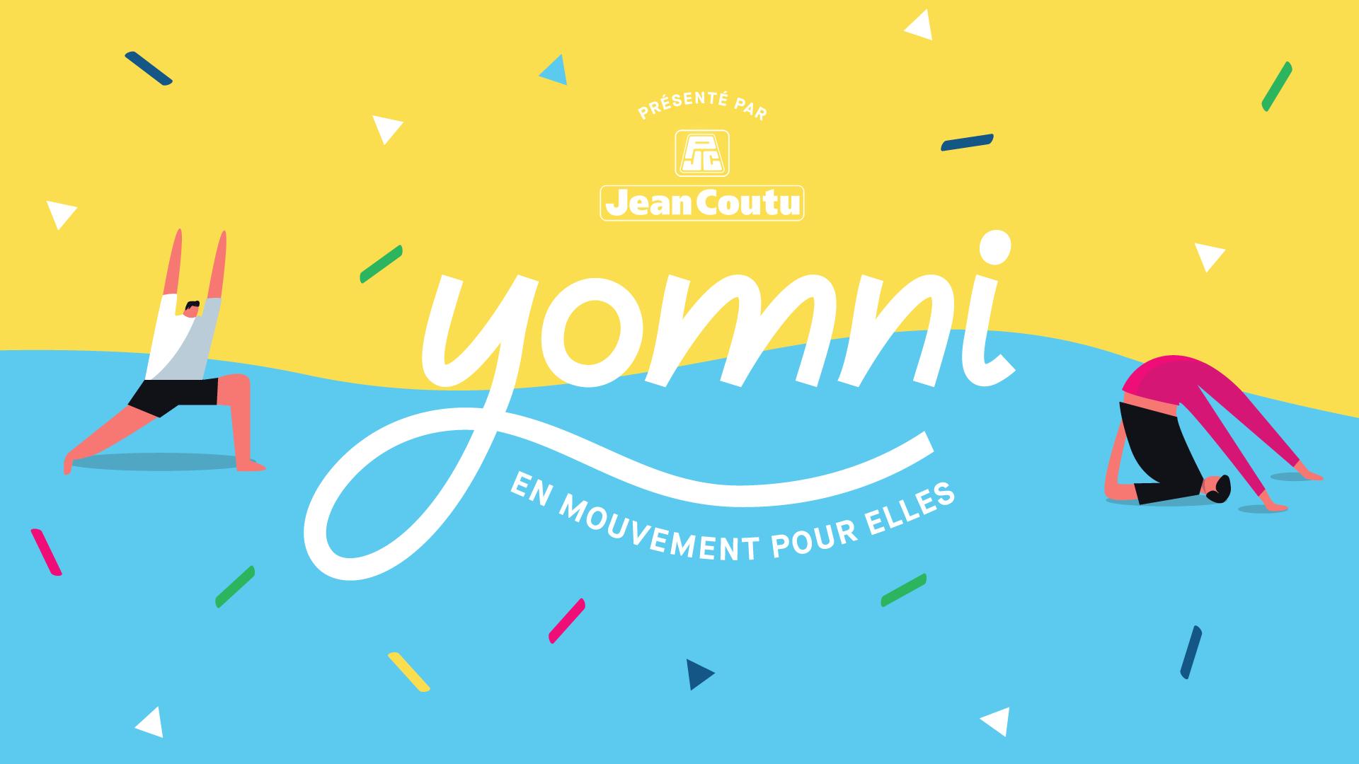 Yomni, pratiquez le yoga et aidez la communauté